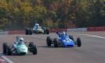 Chevron B17 - Lola T540 - Brabham BT28