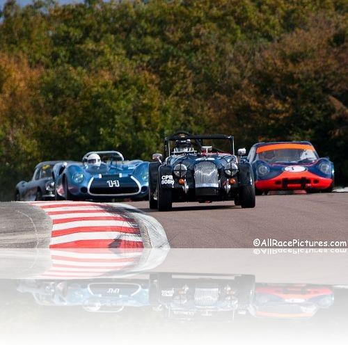 23 Morgan +8,11 Elva mk7,3 Chevron B6,47 Chevrolet Corvette