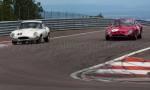 40 Jaguar Type E FHC,2 Ferrari 330 GTO