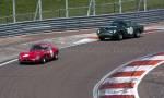 2 Ferrari 330 GTO - 38 Aston Martin DB4 GT