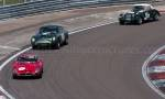 2 Ferrari 330 GTO - 38 Aston Martin DB4 GT - 42 Morgan +4 supersport