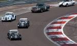 39 Morgan +4-82 Morgan +4-59 Morgan +4 - 48 Aston Martin DB4GT - 9 Lotus Elite