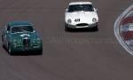 32 Lancia Aurelia B20 GT,40 Jaguar Type E FHC