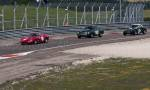 2 Ferrari 330 GTO,38 Aston Martin DB4GT,42 Morgan +4 Supersport