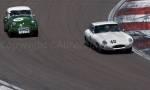 40 Jaguar Type E,49 Triumph TR3