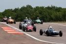 58 Lotus 20/22 - 32 Elva 200 - 95 Tojeiro - 30 Lotus 18 - 64 Taraschi - 7 Alexis HF1 - 2 Lola mk2
