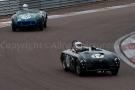 17 Aston Martin DB3 - 27 Aston Martin DB3S - 32