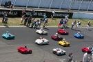 Mini Mans : départ