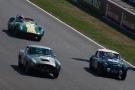 Plateau 3 : Aston Martin DB4 GT 46 Austin Healey 45 , Lister Jaguar 7