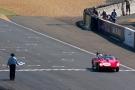 Plateau 3 : Arrivée Ferrari 246S