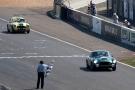 Plateau 3 : Arrivée Aston Martin - Austin Healey