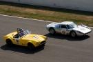 Plateau 4 : Porsche 904 64 - AC Cobra 12