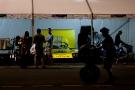Paddocks la nuit : Ligier JS3 34