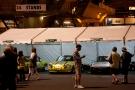 Paddocks la nuit : Porsche 911 - Porsche 914