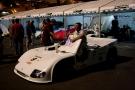 Paddocks la nuit : Porsche 908/3