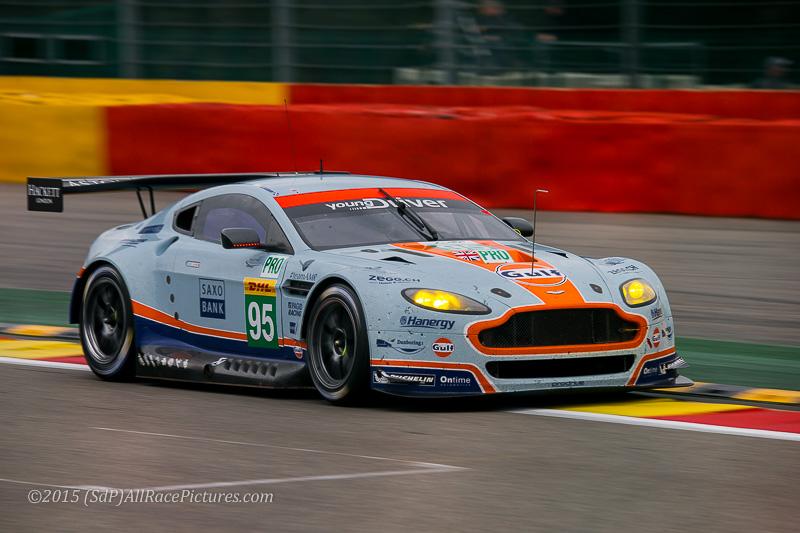 Aston Martin Vantage V8 GT3