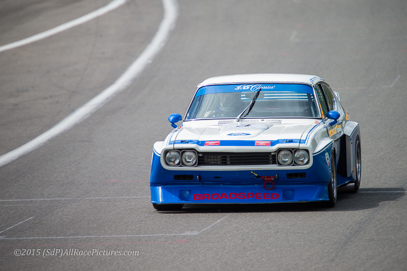 "FORD Capri RS 3100 ""Broadspeed"" 1973"