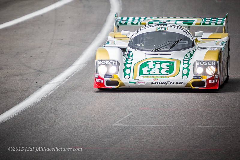 Spa Classic : Groupe C