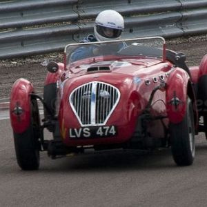 8 MG KN Special - 69 Healey Silverstone