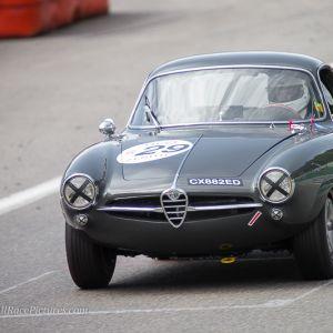 ALFA ROMEO Giulia SS 1964